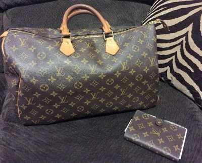 When Louis Vuitton stopped fulfilling me; I knew it was time to find my passion