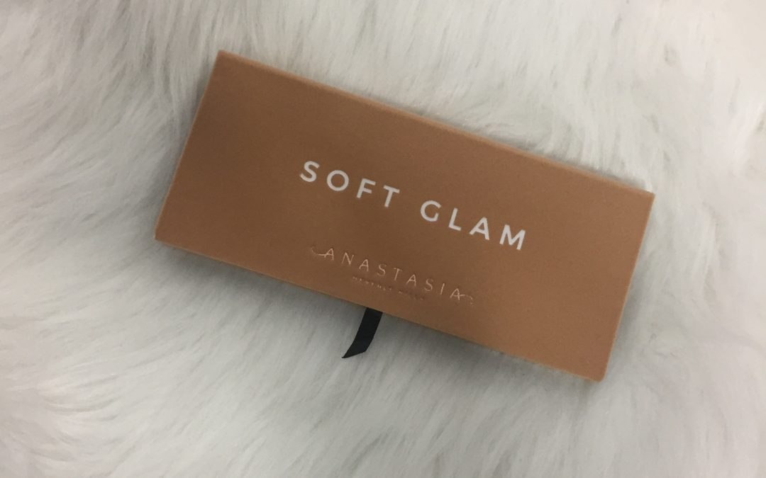 The ABH Soft Glam Palette