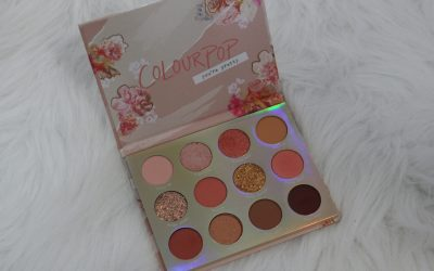 The ColourPop Sweet Talk Palette